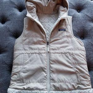 Patagonia Los Gatos Hooded Reversible Vest